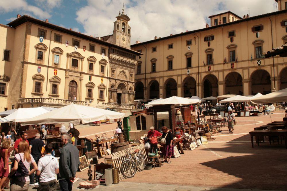 Itinerari di arezzo e provincia segui i nostri itinerari for Arezzo antiquariato